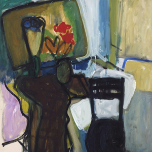 Robert De Niro Sr., Still Life with Chair