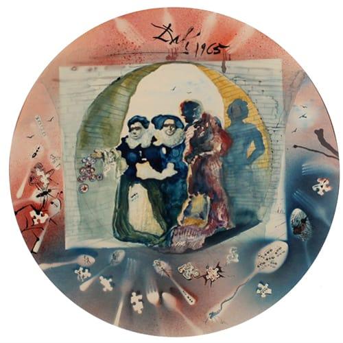 Salvador Dali Hallmark Art Collection