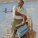 Norman Rockwell (with John Atherton), The Kansas City Spirit, 1950