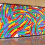 Sol Lewitt, Wall Drawing #1118, Whirls, 2004