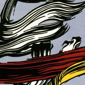 Lichtenstein_Brushstrokes_1967_Preview